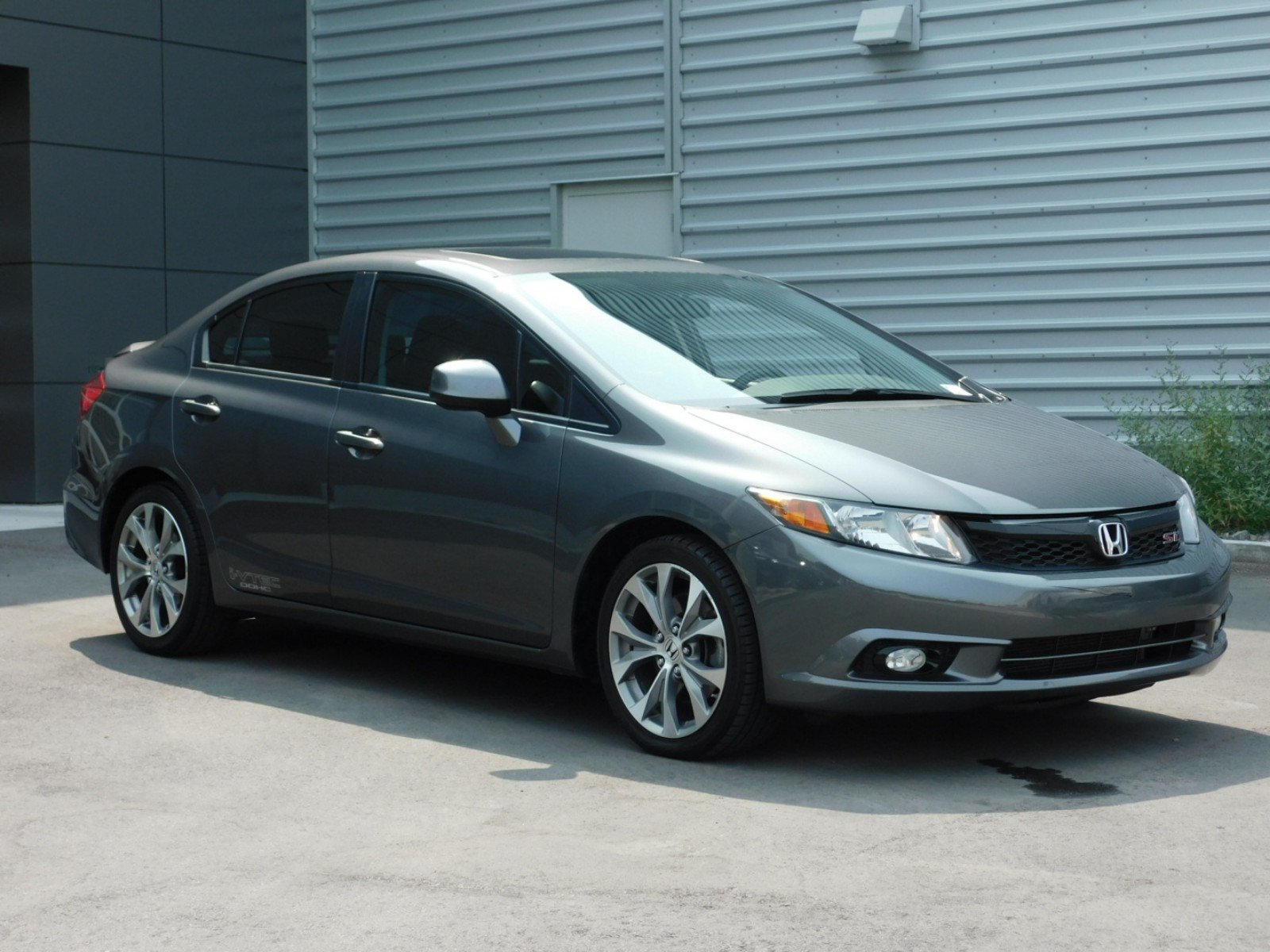 Pre Owned 2012 Honda Civic Sdn Si