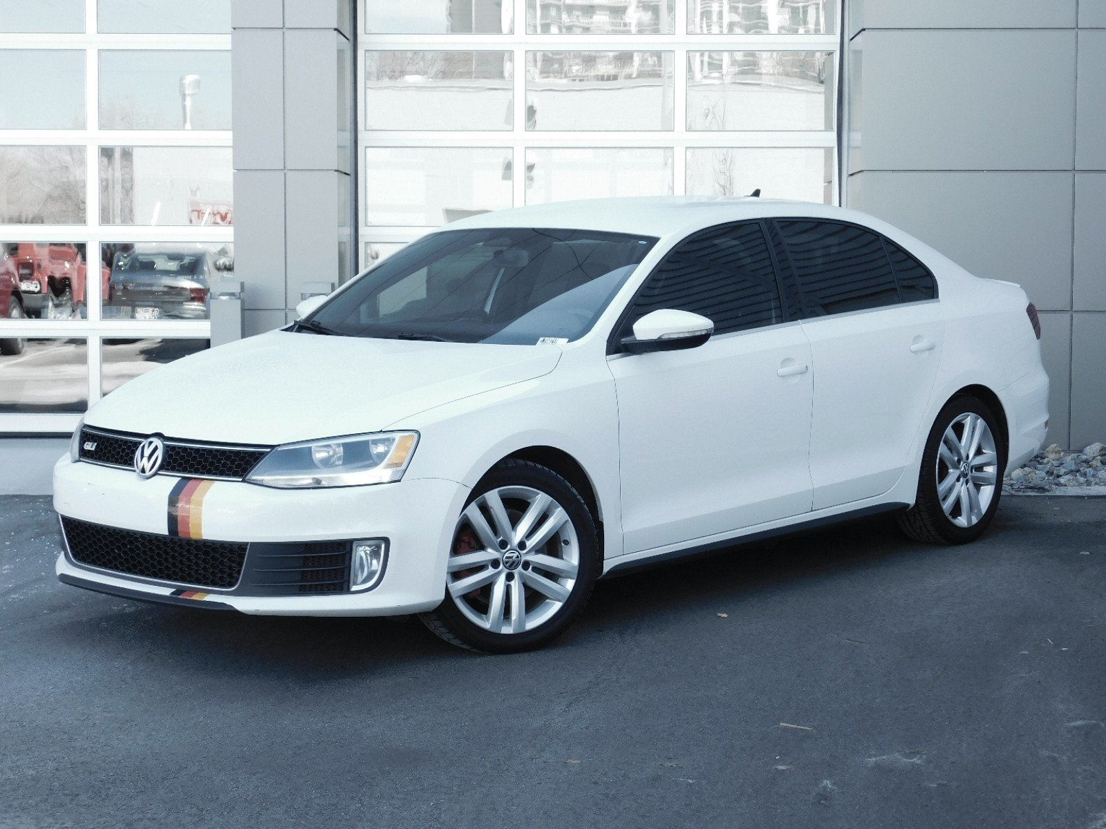 Pre-Owned 2012 Volkswagen GLI SEDAN