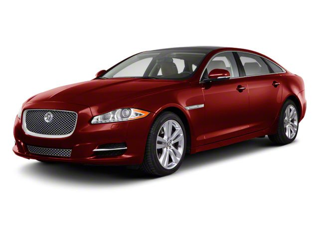Pre-Owned 2012 Jaguar XJ XJL Supercharged