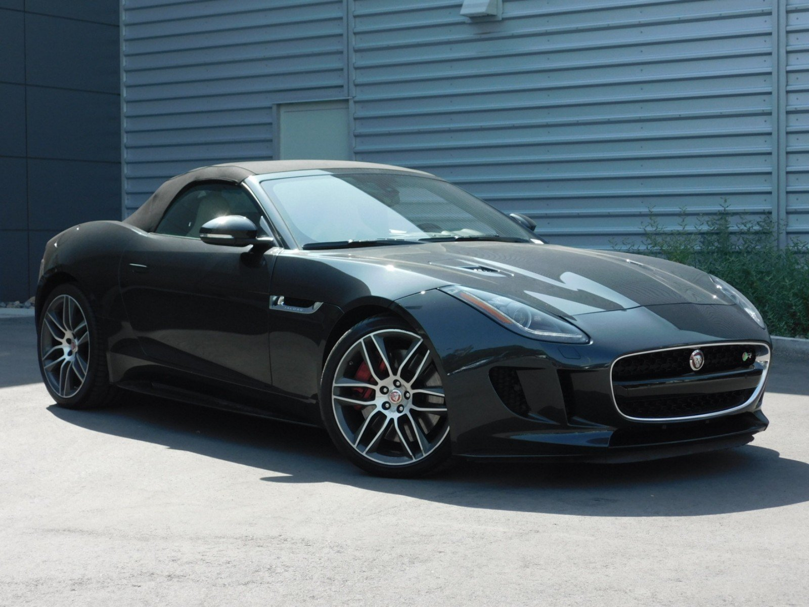 Certified Pre Owned 2016 Jaguar F TYPE R