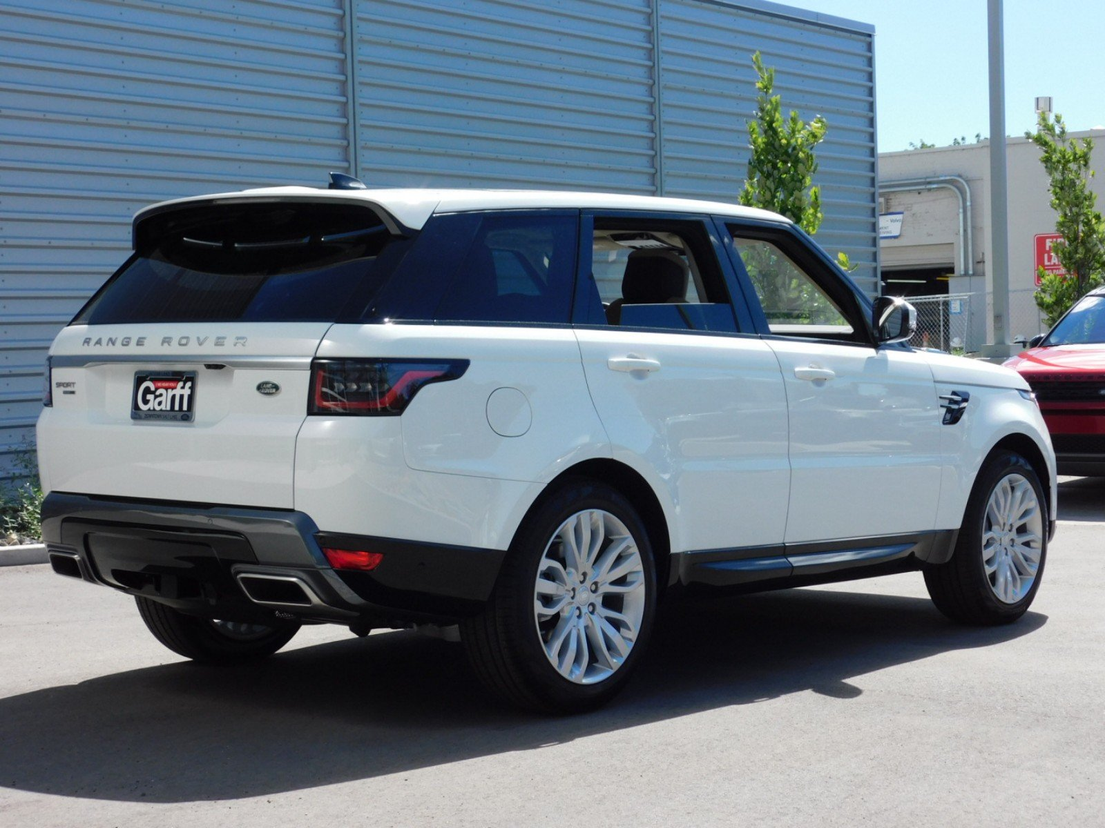 New 2018 Land Rover Range Sport Hse 4 Door In Salt Lake City 2007 Supercharged Firing Order With Diagrams And Images