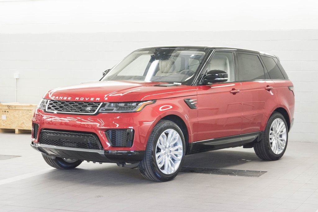 new 2018 land rover range rover sport hse 4 door in salt lake city 1r8083 land rover downtown. Black Bedroom Furniture Sets. Home Design Ideas