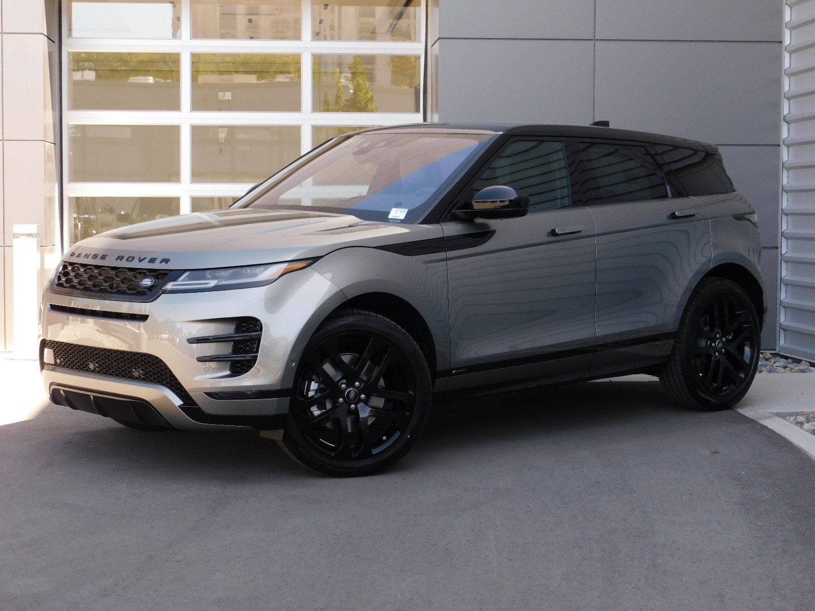 Range Rover Evoque Hse >> New 2020 Land Rover Range Rover Evoque R Dynamic Hse With Navigation Awd