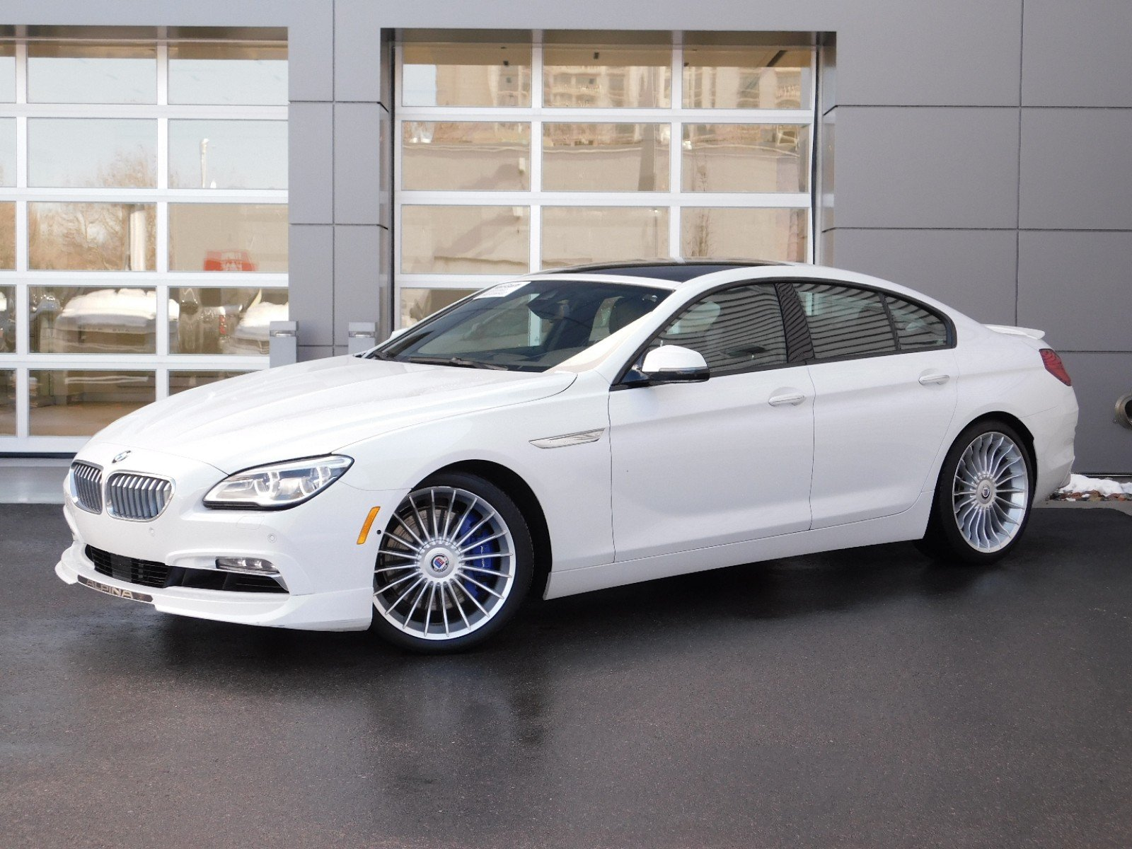 Pre-Owned 2017 BMW 6 Series SEDAN