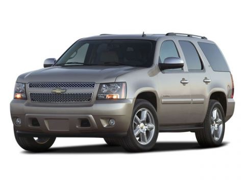 Pre-Owned 2008 Chevrolet Tahoe Commercial