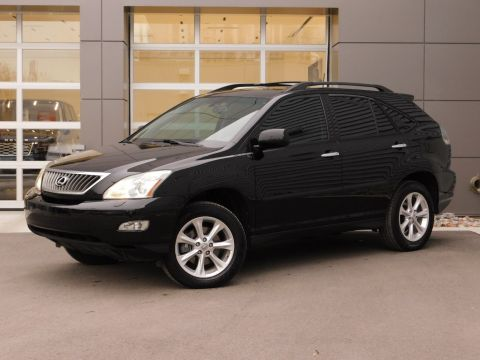 Pre-Owned 2009 Lexus RX 350 WAGON 4 DOOR