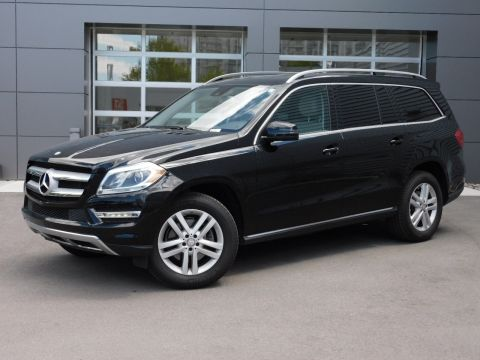 Pre-Owned 2014 Mercedes-Benz GL-Class GL 350 BlueTEC®