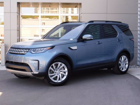 New 2019 Land Rover Discovery HSE SUV in Salt Lake City