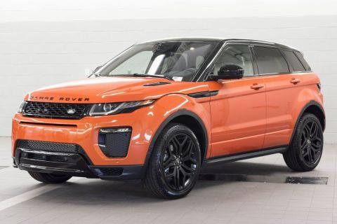 New 2017 Land Rover Range Rover Evoque HSE Dynamic