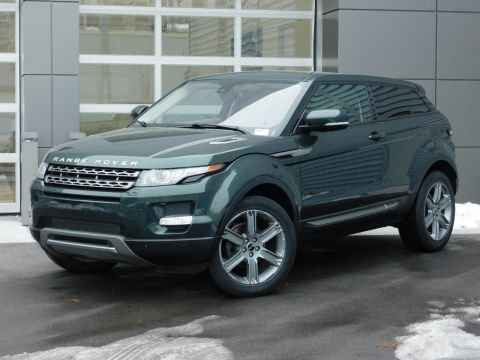 Pre-Owned 2012 Land Rover Range Rover Evoque Pure Premium