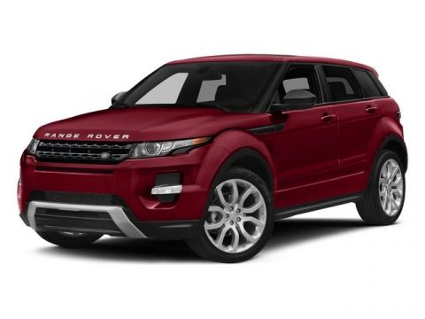 Pre-Owned 2015 Land Rover Range Rover Evoque Dynamic